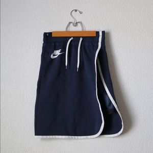Nike Blue Athletic Skirt Sz: XXS